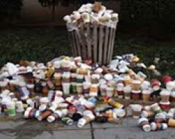 Coffee Cups And Commercial Waste
